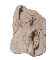 Relieve Hermes-Mercurio