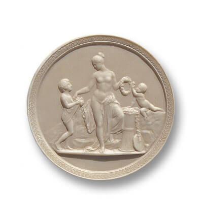 Medallón Venus