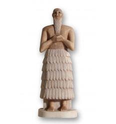 Figura de Orante sumerio