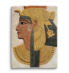 Relieve de Nefertari