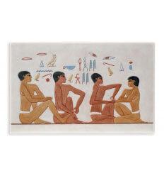 Relieve Reflexología Egipcia