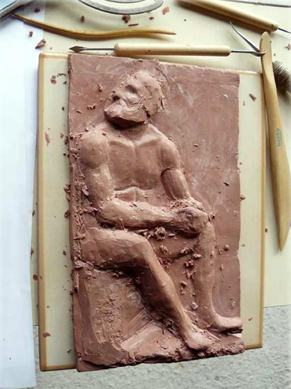Imitación de arte antiguo
