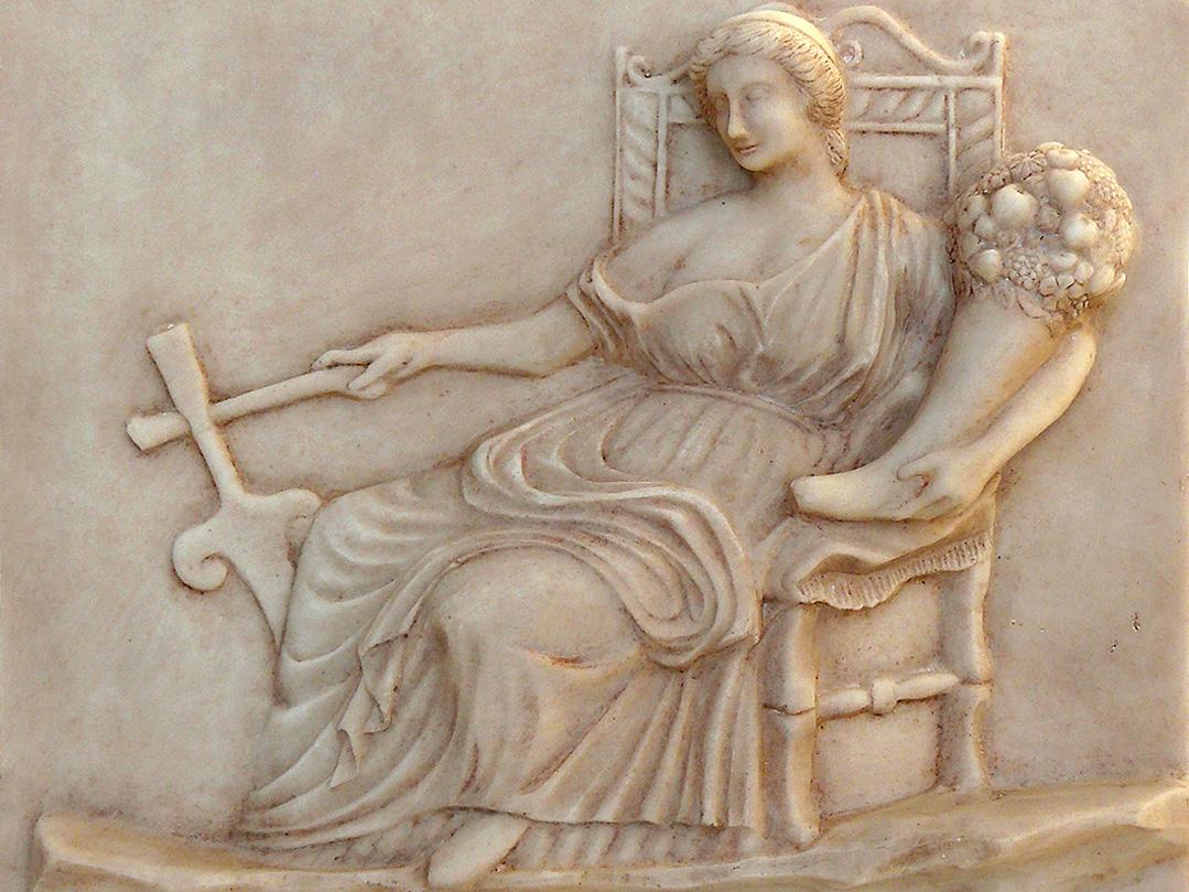 Réplicas de arte antiguo
